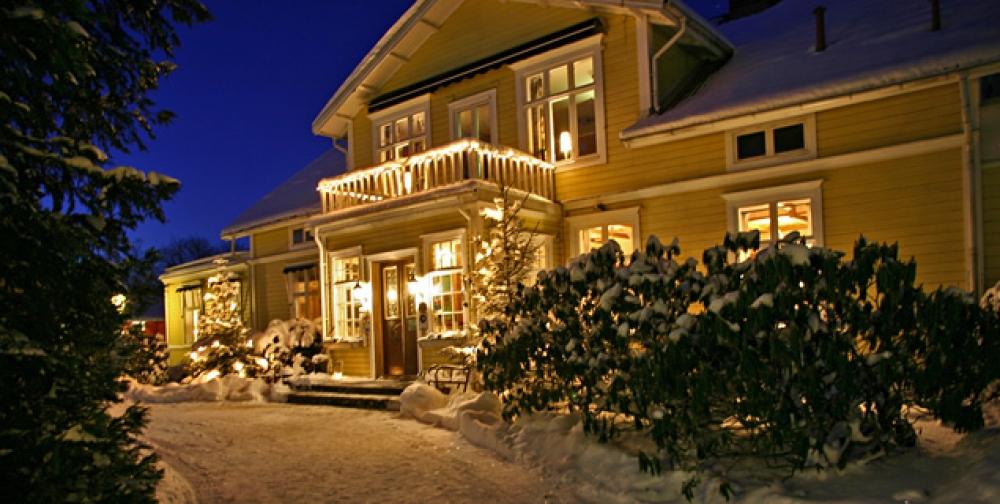 Julbordsweekend Stockholm