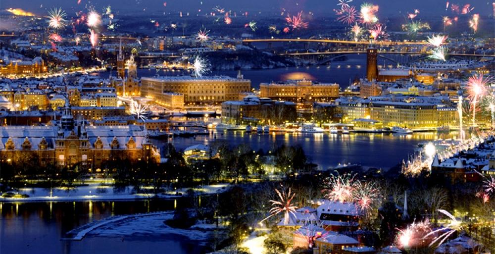 Nyår stockholm 2020