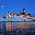Sagoboksjul och dignande buffé – M/S Waxholm III, Strömma Kanalbolaget