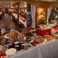 Julbord på m/s Segelkronan