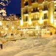 Julbord i Alperna