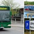 Benstockens Långtidsparkering - Arlanda Airport