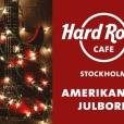 Hard Rock Cafes Julbord