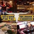 Julbord på Wild West Steakhouse