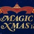 Magiskt julbord med show och dans